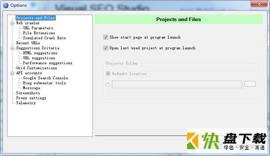 SEO优化工具Visual SEO Studio v1.9.7.11 官方版