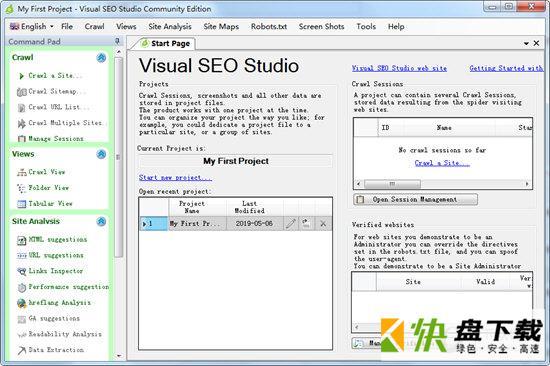 Visual SEO Studio下载