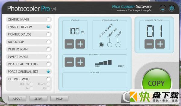 photocopier pro复印软件下载 v4.04官方版