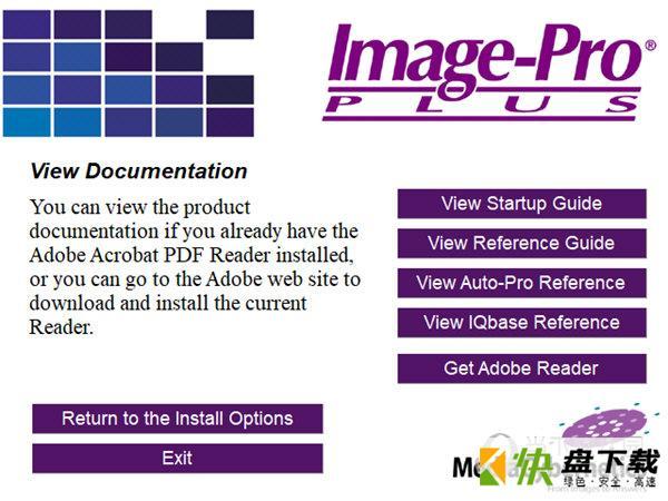专业图像分析软件Image Pro Plus图像处理软件 6.0 免费版