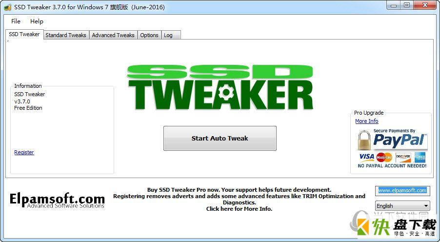 SSD Tweaker下载
