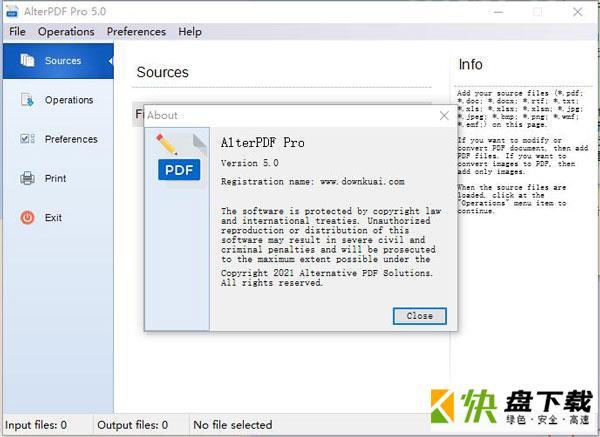 AlterPDF Pro下载