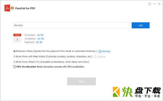 PassFab for PDF下载