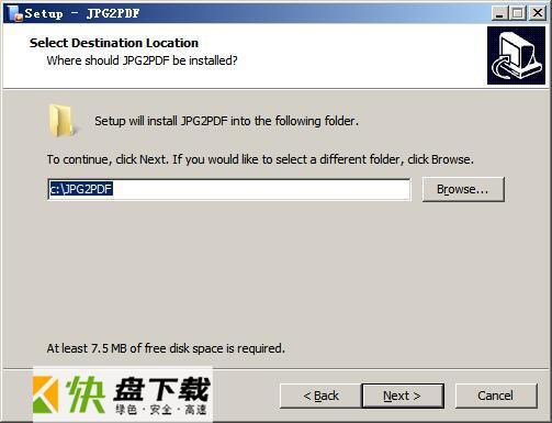 Free JPG to PDF Converter下载