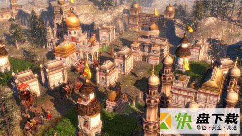 帝国时代3亚洲王朝中文版