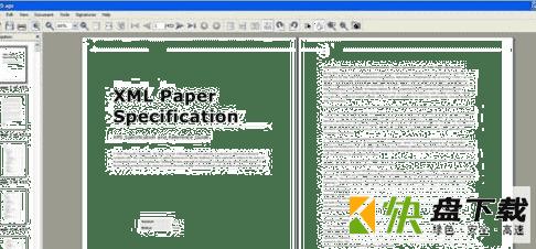 xps文件阅读器(xps viewer) 1.1.0 绿色版