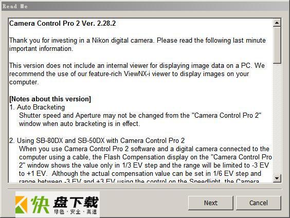 Nikon Camera Control Pro下载
