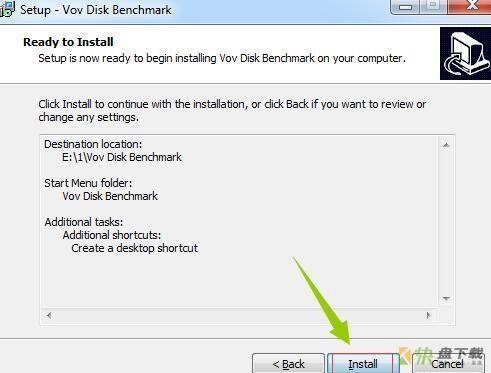 Vov Disk Benchmark下载