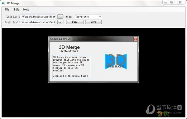 3D Merge下载
