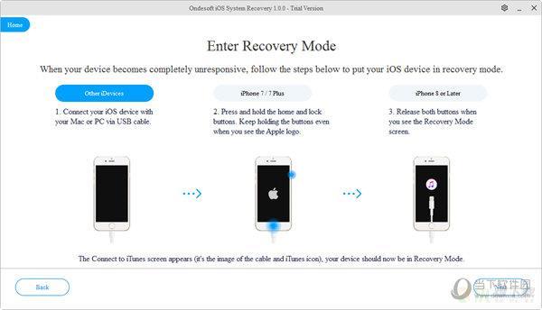 iOS系统修复软件 v1.0.0 最新版