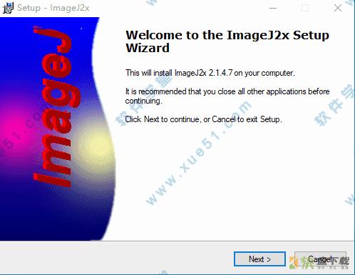 ImageJ2x