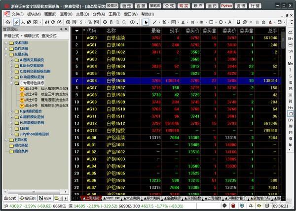 金字塔量化投资决策交易系统 v6.1最新版