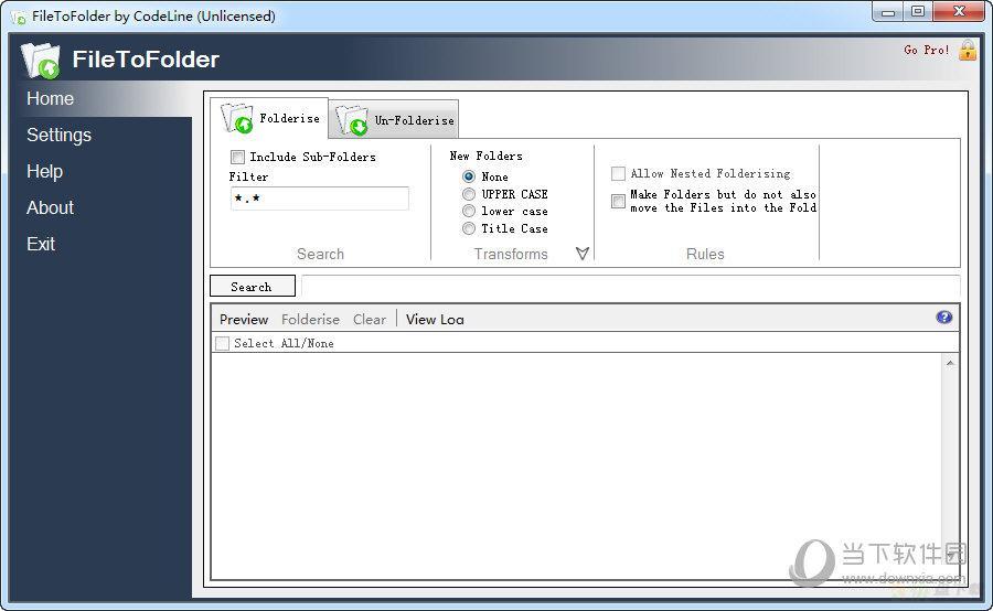 FileToFolder下载