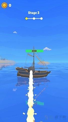 海盗攻击游戏