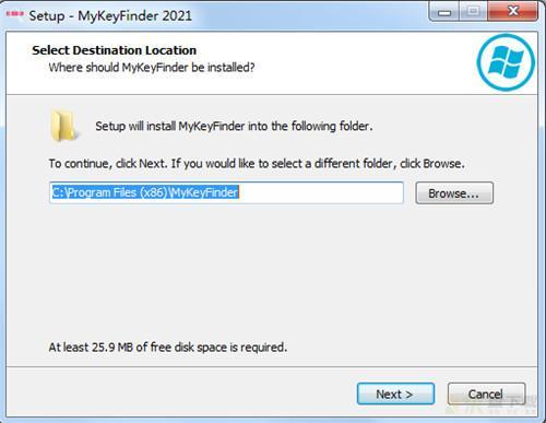 MyKeyFinder下载