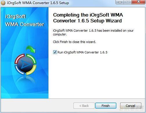 iOrgSoft WMA Converter下载