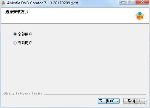 4Media DVD Creator光盘刻录 v7.13免费版