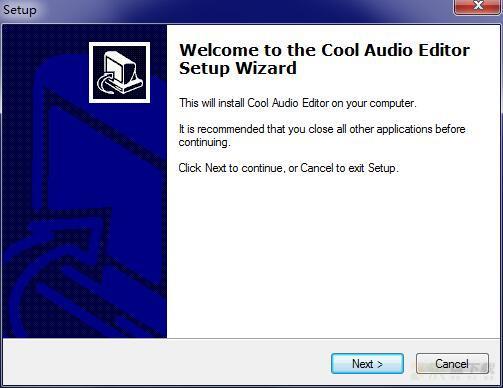 Cool Audio Editor音频编辑软件 v3.3中文版