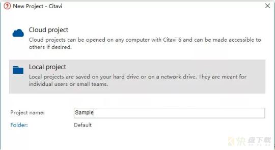 Citavi6 文献资源管理工具 v6.3 中文破解版