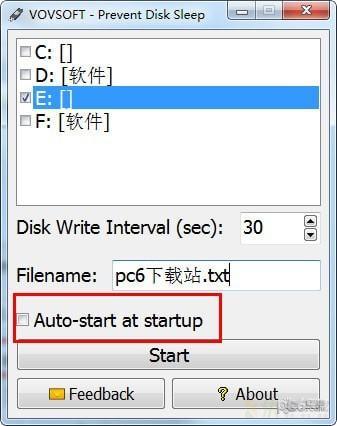 Prevent Disk Sleep下载