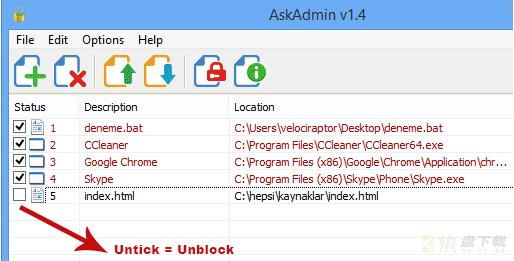 AskAdmin下载