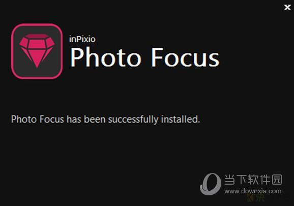 InPixio Photo Focus Pro照片清晰化软件 v4.10.7447.32475最新版