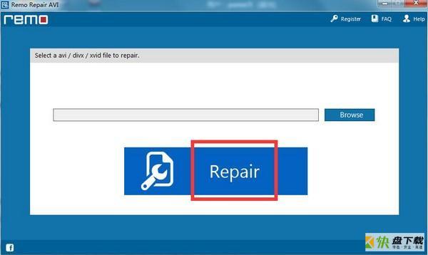 Remo Repair AVI