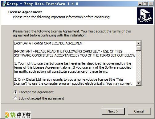 Easy Data Transform