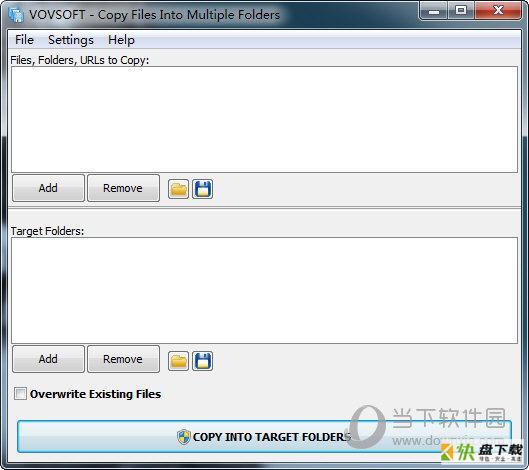 Copy Files Into Multiple Folders下载