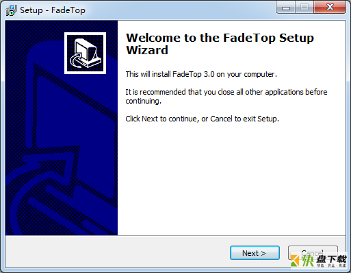 FadeTop Windows break提醒软件 v3.1.0.167官方版