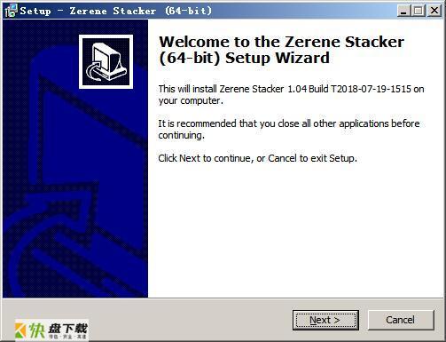 Zerene Stacker