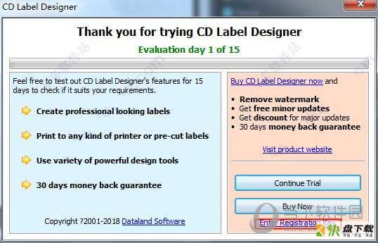 CD Label Designer下载